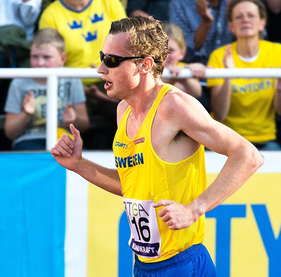 Friidrotts-VM Berglund skrev historia