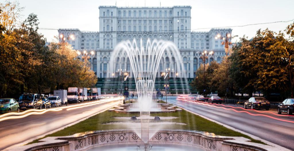 BLOGG: Nu promenerar vi i Bucarest