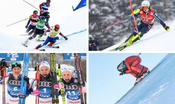 SKIDOR: Flera världscupstävlingar i Sverige under vårvintern